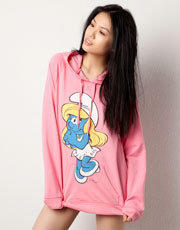 THE SMURFS SWEATSHIRT - TEEN GIRLS COLLECTIONS - WOMAN -  Mexico