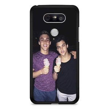 Dolan Twins Ethan Grayson Ice Cream LG G5 Case