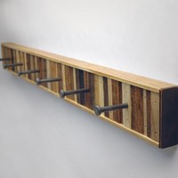 Supermarket: Chonko 6 Hook Coat Rack from Six Finger Studios