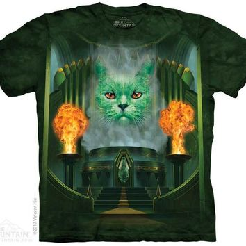 Cat The Great & Powerful T-Shirt