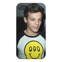 Louis Tomlinson Phone Case Covers For iPhone 4 from Zazzle.com