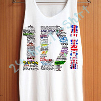 One Direction Forever Young Never Say Never Shirt by 24hrsTShirt
