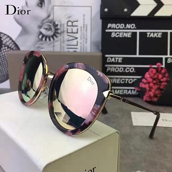Dior Woman Fashion Summer Sun Shades Eyeglasses Glasses Sunglasses