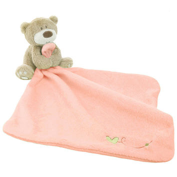 Baby Hand Towels Super Soft Appease Doll Infant Toys Bear Comfort Plush Scarf Saliva Towel Comfort Doll Bed & Stroller Toy