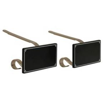 Original MantleClip® Chalkboard 2ct