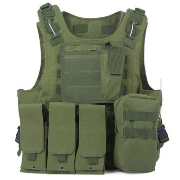 Tactical Military Molle Vest