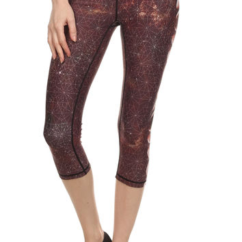 Blood Moon Dream Capris