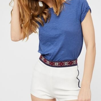 Free People Wilson Novelty Short