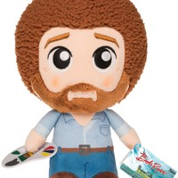 Bob Ross Funko SuperCute Plush Toy - OUT OF STOCK, BE BACK SOON!