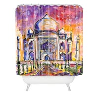 Ginette Fine Art TajMahl Shower Curtain