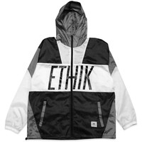 Ethik Clothing Co. - Training Camp Winbreaker - Greyscale