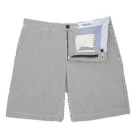Cedar Ridge - Japanese Navy Seersucker Shorts – Jomers