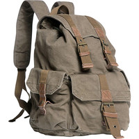 Vagabond Traveler Large Washed Canvas Backpack - eBags.com