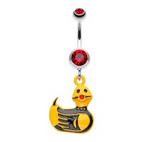 Ugly Duckling Belly Button Ring