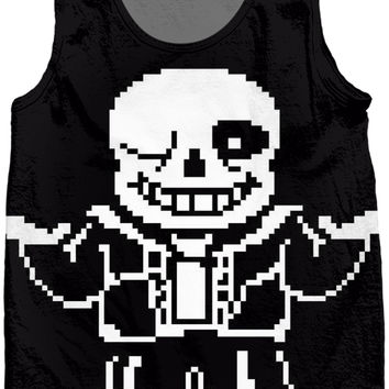 undertale tank top