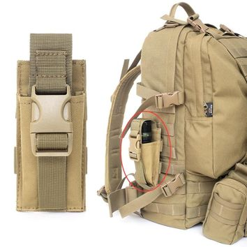 pouch hunting Molle Pouch Magazine Pouches Tactical Walkie Talkie Bags Molle Rifle Pocket Camping Climbing Bag