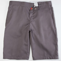 Dickies Mens Work Shorts Grey  In Sizes