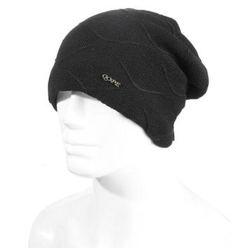 DCCKWJ7 Casual Brand Men Winter Hat Beanie Hats Fur Warm Baggy Knitted Skullies Bonnet Ski Sports Adult Cap New Arrival Beanies