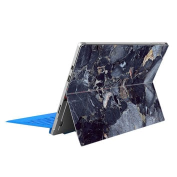 2016 New Selling Blue Marble Grain Front Cover Laptop Decal Sticker Case For Microsoft Surface Pro 2 Guard Protective Cover Skin
