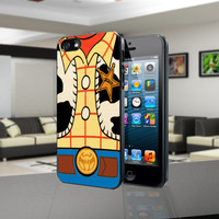 Toys Story Woody Costume Disney - for iPhone 4/4s/5, Samsung S3/S4 case cover