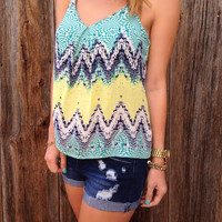 High Tide Top - FINAL SALE