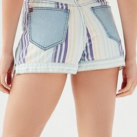 BDG Mom High-Rise Denim Short – Nebraska | Urban Outfitters