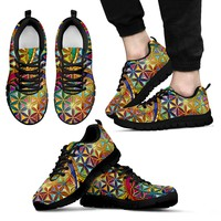 Flower of Life Sneakers
