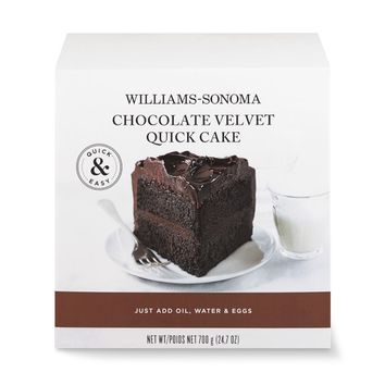 Williams-Sonoma Chocolate Cake Mix