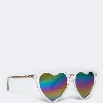 Rainbow Road Sunglasses