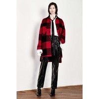 Preppy Plaid Jacket - MO&Co.