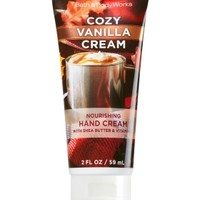 Nourishing Hand Cream Cozy Vanilla Cream