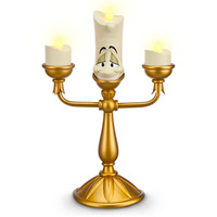 Disney Lumiere Light-Up Figure | Disney Store