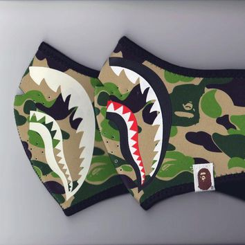PEAPGZ9 Bape Cycling Face Mask [211439288332]