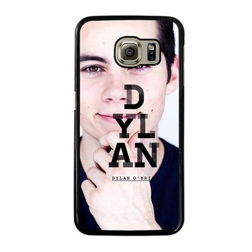 DYLAN O'BRIEN Samsung Galaxy S6 Case Cover