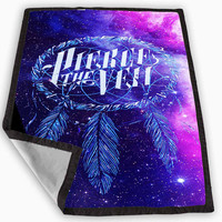 Galaxy Dream Catcher Pierce The Veil Band Blanket for Kids Blanket, Fleece Blanket Cute and Awesome Blanket for your bedding, Blanket fleece *