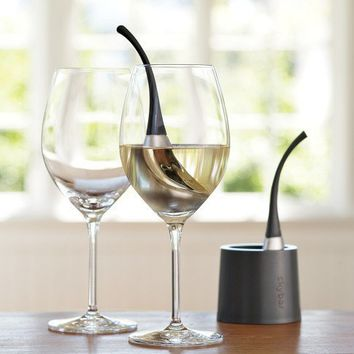Skybar Wine Chill Drops, Set of 2