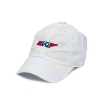 Tennessee Traditional Youth Hat White