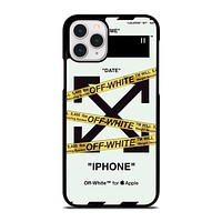 OFF WHITE ICON iPhone 11 Pro Case