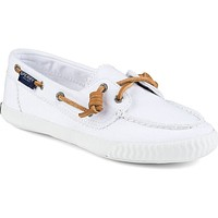 Women's Sayel Away Shoe in Washed White by Sperry - FINAL SALE