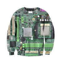 Motherboard Sweatshirt