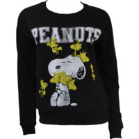 FREEZE PEANUTS SWEATSHIRT (W)