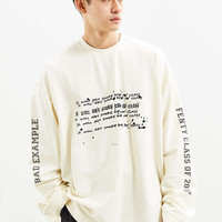 Puma Fenty By Rihanna Bad Example Long Sleeve Tee | Urban Outfitters