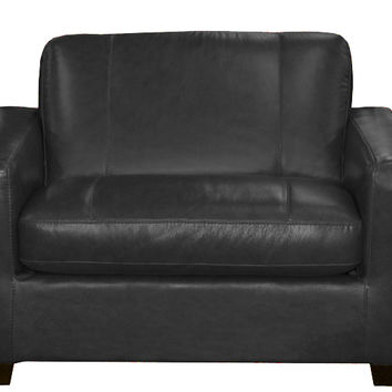 Leather Sleeper Chair Natuzzi Editions Rubicon Greenplus Foam Mattress