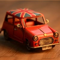 Decoration Accessory Vintage Cars 3-color Home Decor [6282558470]