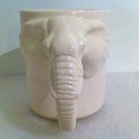 VTG 1989 The Discovery Channel Elephant Mug on eBay!