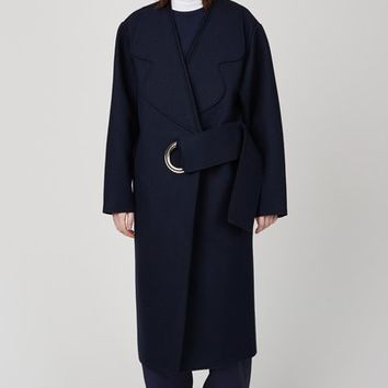 Jacquemus Manteau Oeillet Long - WOMEN - JUST IN - Jacquemus - OPENING CEREMONY