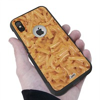 Mac N Cheese Hybrid Case for iPhone - Black Case