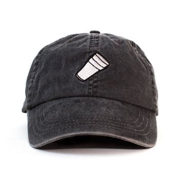 Double Cup Outdoors Cap (Black)