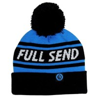 Full Send Beanie (B12) (PRE ORDER ESTIMATED SHIP OUT DATE NOVEMBER 6TH)