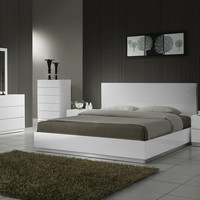 Naples Bedroom Set by J&M Furniture